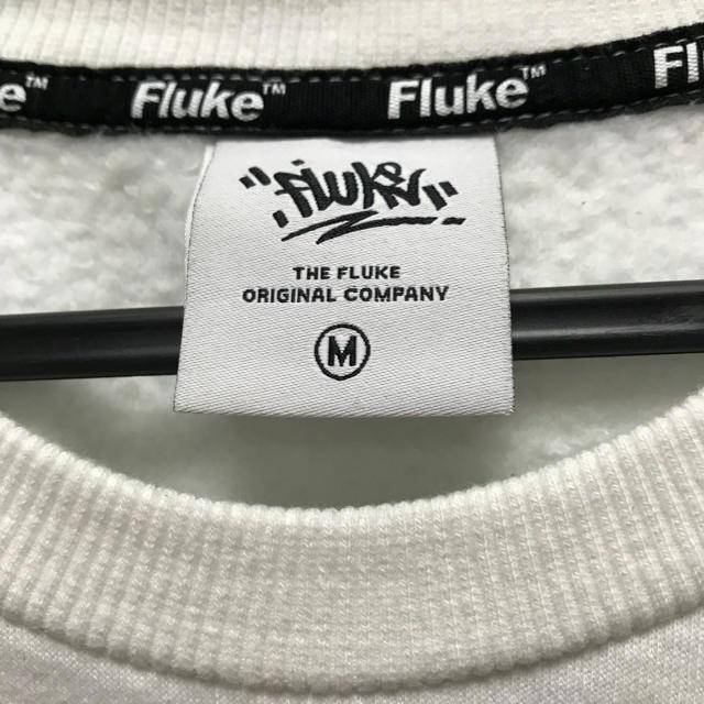 ホワイト スウェット メンズのトップス(スウェット)の商品写真