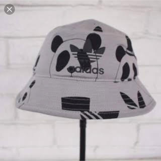 アディダス(adidas)のmisa_jiro様 お取置き中  ミニロディーニ アディダス ハット (帽子)