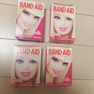 バービー(Barbie)のバービー バンドエイド(日用品/生活雑貨)