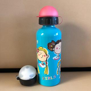 シグ(SIGG)のかこ様専用 SIGG スイス アルミ ボトル タンブラー ガールズ柄 水漏れ防止(タンブラー)