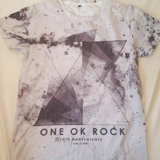 ワンオクロック(ONE OK ROCK)のONE OK ROCK Tシャツ[美品](Tシャツ/カットソー(半袖/袖なし))
