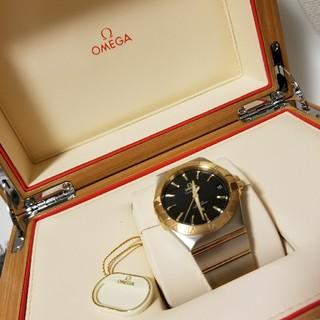 オメガ(OMEGA)の【専用】オメガ コンステレーション コーアクシャル(腕時計(アナログ))