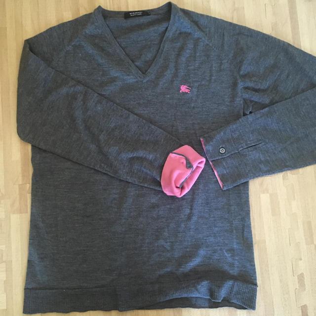 BURBERRY BLACK LABEL(バーバリーブラックレーベル)のBurberry Black Label セーター メンズのトップス(ニット/セーター)の商品写真