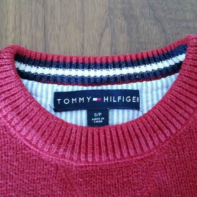 TOMMY HILFIGER(トミーヒルフィガー)のTOMY セーター メンズのトップス(ニット/セーター)の商品写真