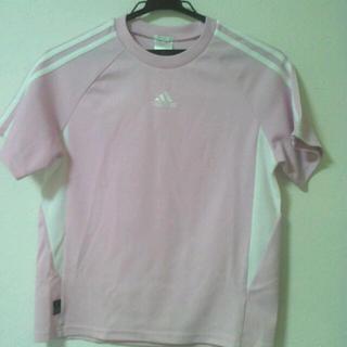 アディダス(adidas)のadidas半袖Tシャツ(150)(Tシャツ(長袖/七分))