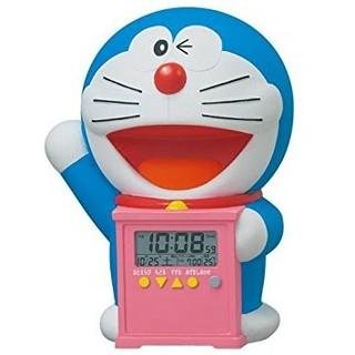【48さん専用】SEIKO CLOCK 時計 ドラえもん置き時計 目覚まし時計(置時計)