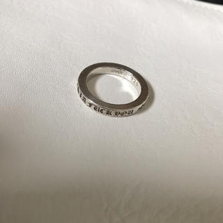 クロムハーツ(Chrome Hearts)の本物です。 クロムハーツ3㎜ スペーサーリング(リング(指輪))