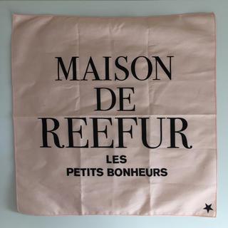メゾンドリーファー(Maison de Reefur)のメゾンドリーファー  ハンカチ(ハンカチ)