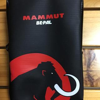 マムート(Mammut)のMAMMUT/pouch。(登山用品)