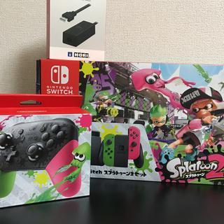 ニンテンドースイッチ(Nintendo Switch)のkaito様専用(家庭用ゲーム機本体)