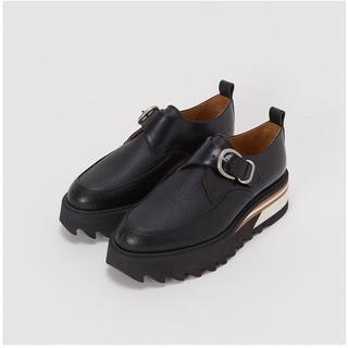 エンダースキーマ(Hender Scheme)のチャンミン様専用☆エンダースキーマ hender scheme black(ローファー/革靴)