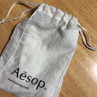 イソップ(Aesop)のAesop 巾着(ショップ袋)