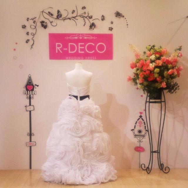 ウエディングドレス ふわふわフラワーモチーフスカート レディースのフォーマル/ドレス(その他ドレス)の商品写真