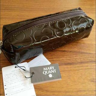 マリークワント(MARY QUANT)のMARY QUANT エナメルペンケース ペンケース 筆箱(ペンケース/筆箱)