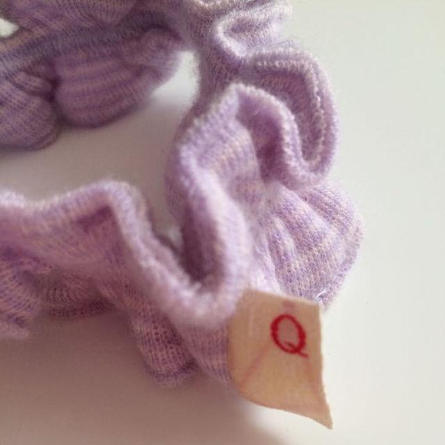aquagirl(アクアガール)の未使用*Q♡シュシュ ヘアゴム レディースのヘアアクセサリー(その他)の商品写真