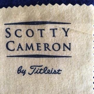 スコッティキャメロン(Scotty Cameron)のScotty Cameron/ maintenance cloth。(クラブ)