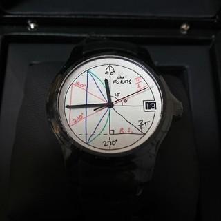 フォルティス(FORTIS)の【専用品】FORTIS フォルティス 腕時計  2015年限定アートモデル (腕時計(アナログ))
