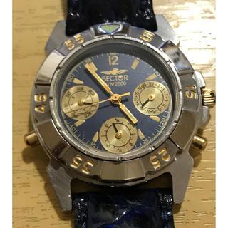 セクター(SECTOR)のセクター  adv2500 クリエイトservice様用(腕時計(アナログ))