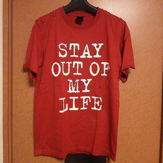 ナンバーナイン(NUMBER (N)INE)のナンバーナイン♪ダメージ加工&切りっぱなし袖加工Tシャツ(^-^)(その他)