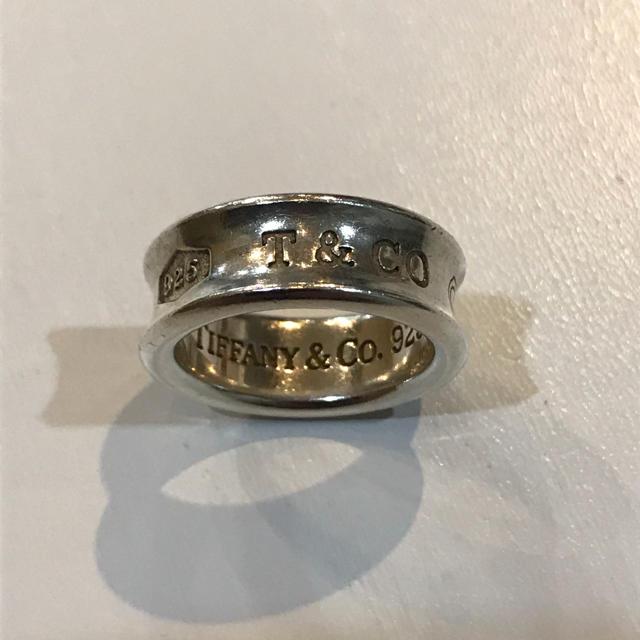 Tiffany & Co.(ティファニー)のティファニー シルバーリング❤︎ レディースのアクセサリー(リング(指輪))の商品写真
