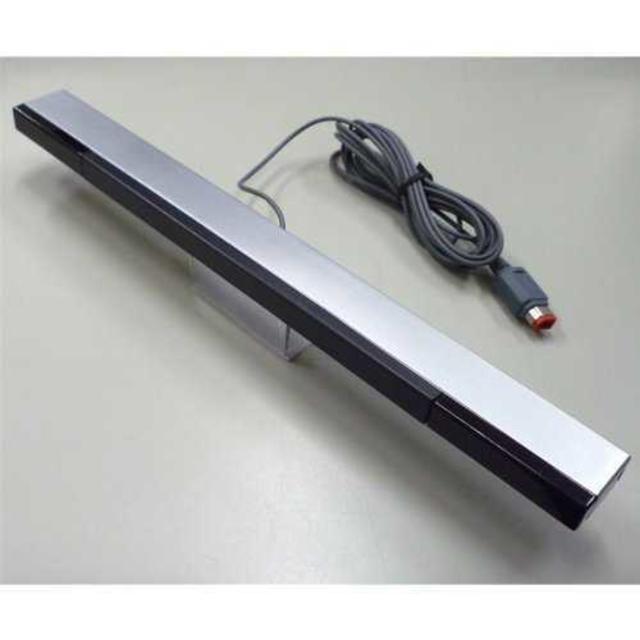 【新品送料無料】Wii センサーバー 互換品 WiiU エンタメ/ホビーのテーブルゲーム/ホビー(その他)の商品写真