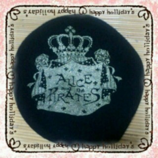 アリスアンドザパイレーツ(ALICE and the PIRATES)のアリパイ(ハンチング/ベレー帽)