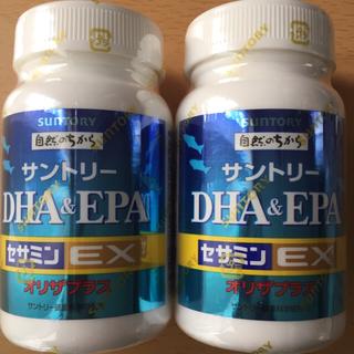 サントリー(サントリー)のぐっさんK様専用 サントリー DHA&EPA+セサミンEX 等8個セット(その他)