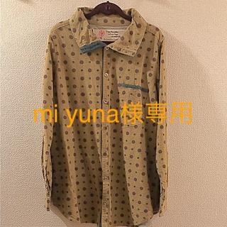 ニコアンド(niko and...)の日本製 ネルシャツ(シャツ/ブラウス(長袖/七分))