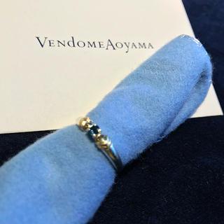 ヴァンドームアオヤマ(Vendome Aoyama)のサファイアリング/指輪(リング(指輪))