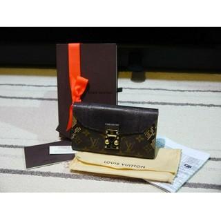 ルイヴィトン(LOUIS VUITTON)の美品☆ルイヴィトン☆パイソン×オーストリッチ☆長財布☆LOUIS VUITTON(財布)