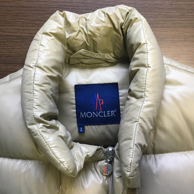 MONCLER(モンクレール)のモンクレール MONCLER 値下げ不可 メンズのジャケット/アウター(ダウンジャケット)の商品写真