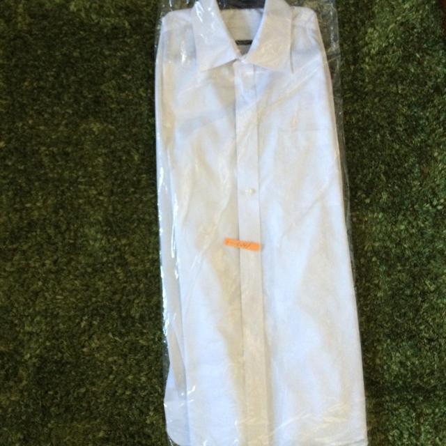 メンズ 白ワイシャツ  メンズのスーツ(その他)の商品写真
