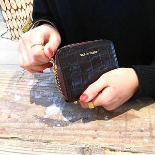 アーバンボビー(URBANBOBBY)のアーバンボビー mini croco purse(財布)