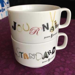 ジャーナルスタンダード(JOURNAL STANDARD)のJOURNAL STANDARD マグカップ 未使用 (グラス/カップ)