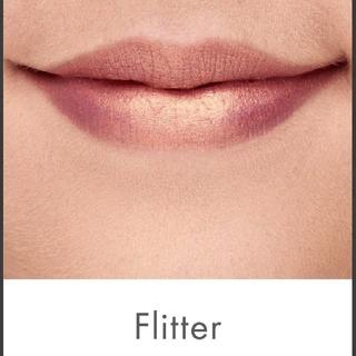 カラーポップ(colourpop)のColour pop Ultra metallic lip Flitter(リップグロス)
