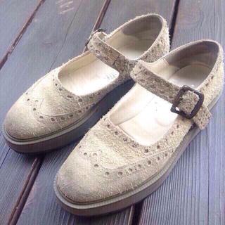 トーキョーボッパー(TOKYO BOPPER)のTOKYOBOPPER厚底ストラッ(ローファー/革靴)