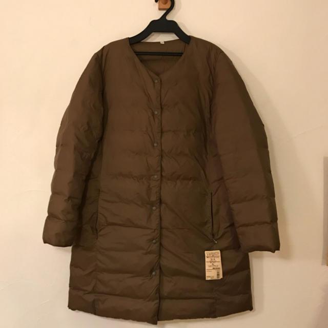 ダウン コート 無印 無印良品週間で買ったダウンコート