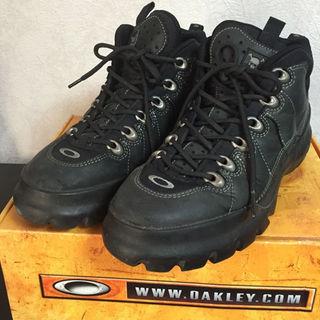 オークリー(Oakley)の値下げ❗️オークリー★レザーブーツ 27(ブーツ)