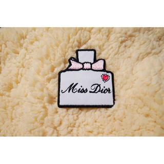 ディオール(Dior)のMiss Dior  ワッペン(その他)