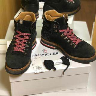 モンクレール(MONCLER)のMONCLER×VISVIM コラボブーツ(ブーツ)