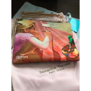 サマンサタバサプチチョイス(Samantha Thavasa Petit Choice)のSamantha Thavasa Disney ラプンツェル バッグ(クラッチバッグ)
