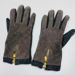 ビューティアンドユースユナイテッドアローズ(BEAUTY&YOUTH UNITED ARROWS)の今期手袋 未使用です(手袋)