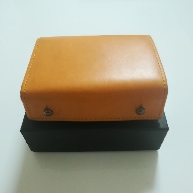 73b9384cba73 m+(エムピウ)のm+ millefoglie p30 エムピウ ミッレフォッリエ ハンドメイドのファッション小物(財布