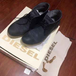 ディーゼル(DIESEL)のDIESEL ディーゼル メンズ  靴 ブーツ 28㎝ (ブーツ)