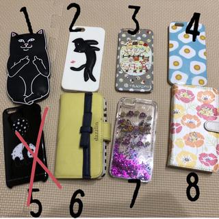 ツモリチサト(TSUMORI CHISATO)のiPhoneケース(モバイルケース/カバー)