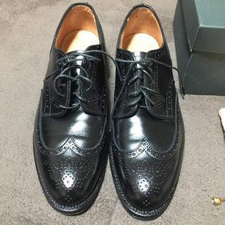 オールデン(Alden)の週末 限定値下げ オールデン 新品 革靴(ドレス/ビジネス)