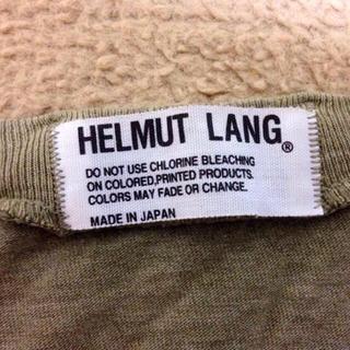 ヘルムートラング(HELMUT LANG)のHELMUT LANG メンズTシャツ(Tシャツ(半袖/袖なし))