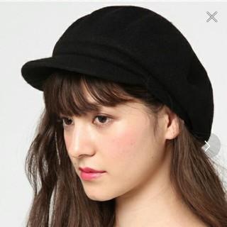 ステューシー(STUSSY)のstussy キャスケット/ベレー帽(ハンチング/ベレー帽)