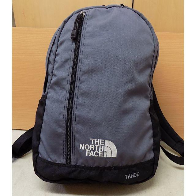 5586ca6d8 THE NORTH FACE  TAHOE  黒&グレー リュックサック | フリマアプリ ラクマ