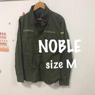 ノーブル(Noble)のNOBLE ノーブル カッコイイシャツカットソー♡ (シャツ)